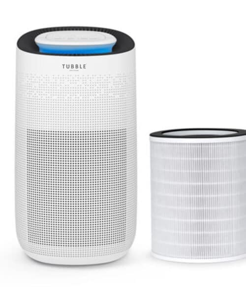 Tubble Air Purifier Max with three stage air filter technology